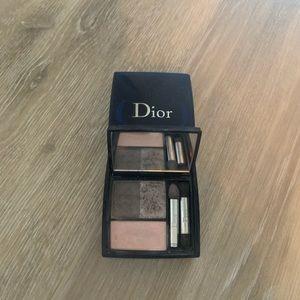 Dior Eyeshadow Palette Smokey Pink